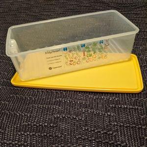 Tupperware Fridge Smart container